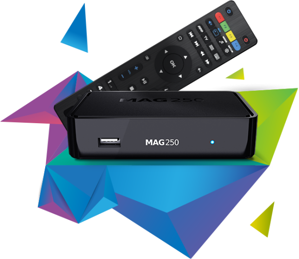 What Is MAG 250 STB IPTV